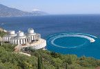 Крымский курорт Ливадия