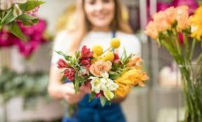 Услуга доставки цветов