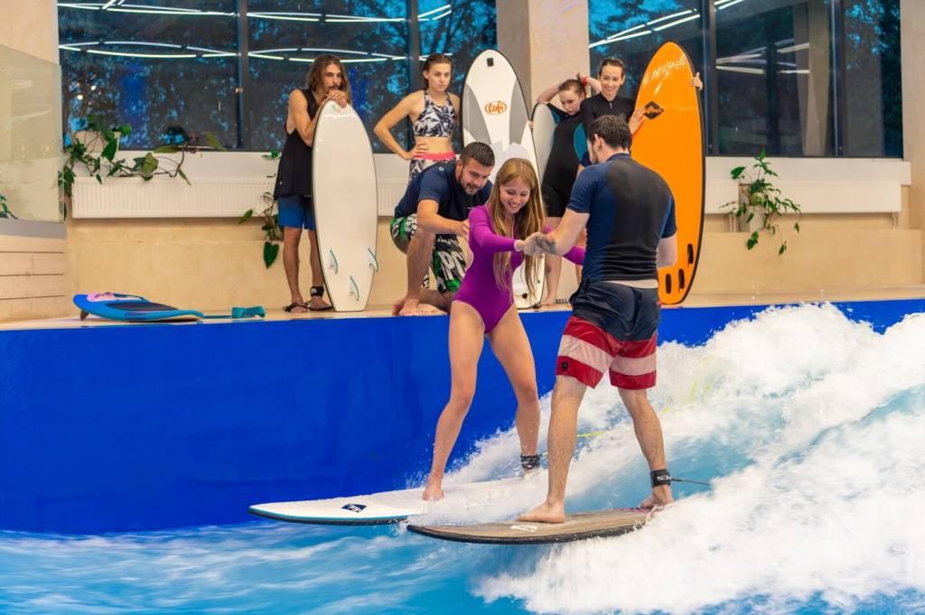 Серфинг в Москве